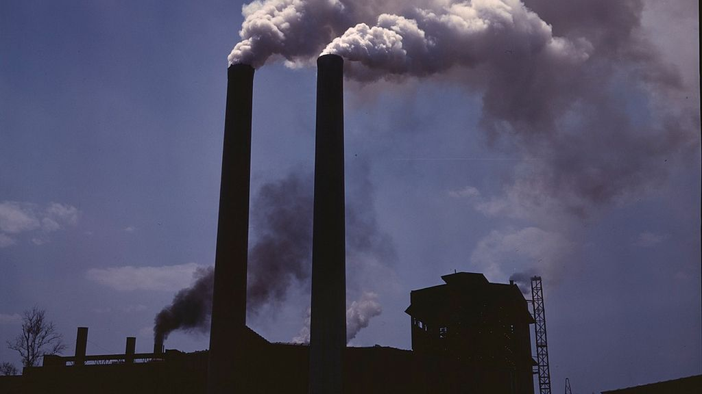 Black carbon particulates are one product of burning fossil fuels and other organic matter.