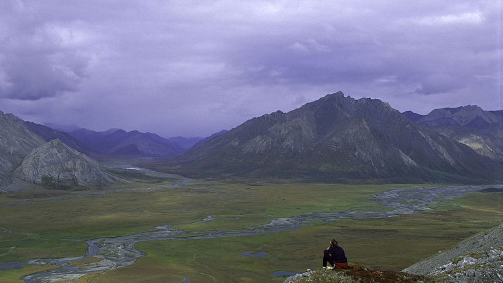 A view of the Alaskan tundra - © US Fish and Wildlife Service